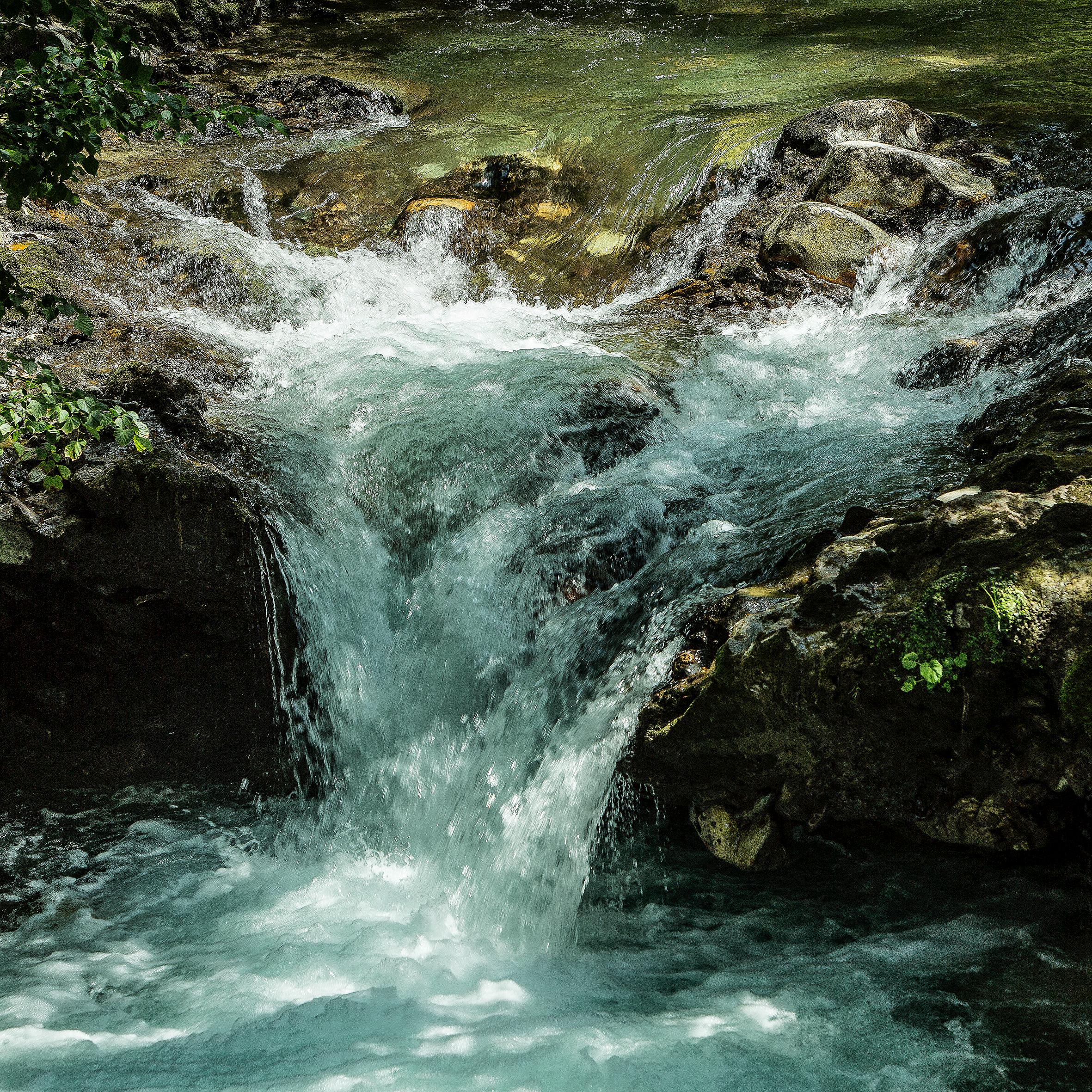 l'eau thermale d'allevard