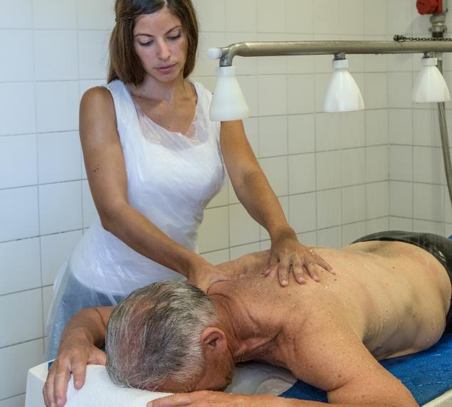 Cure thermale rhumatismes Allevard